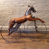 Velocipede Toy Horse