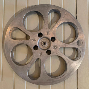 Industrial Aluminum Film Reel