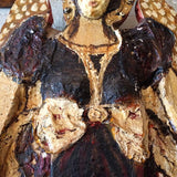 Danish Folk Art Angel