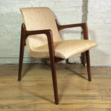 Sculptural Danish Modern Armchair