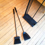 Modernist Fireplace Tools