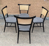 "Paul McCobb ""Bowtie"" Dining Chairs"