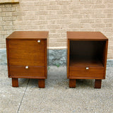 George Nelson Nightstands