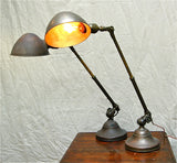 O.C. White Factory Lamps