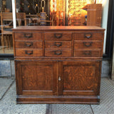 Antique Document Cabinet