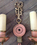 French Provincial Sconces