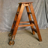 1940's Oak Ladder