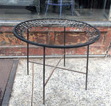 Salterini Wrought Iron Table Base