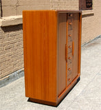Danish Modern Highboy