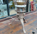 Industrial Beater Table Lamp