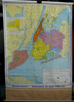 Boroughs Of NYC