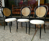 Metal Café Chairs