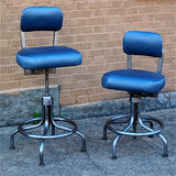 Cole Steel Drafting Stools