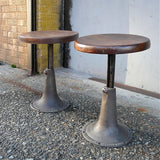 19th Century Factory Stools