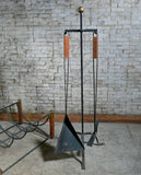 Vintage Fireplace Tools