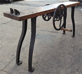 Wire Pulling Table