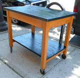 Vintage Laboratory Table