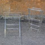 Lucite Stack Tables