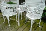 1920's Patio Dining Set