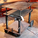 Iron Pump Cart