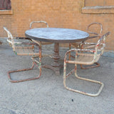 Rustic Dining Set