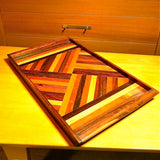 Inlaid Serving Tray