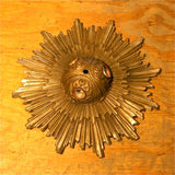 Star Deco Ceiling Fixture