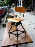 Toledo Stools and Chairs