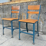 Toledo Factory Chairs