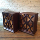 Hollywood Regency Night Stands