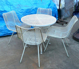 Russell Woodard Patio Set