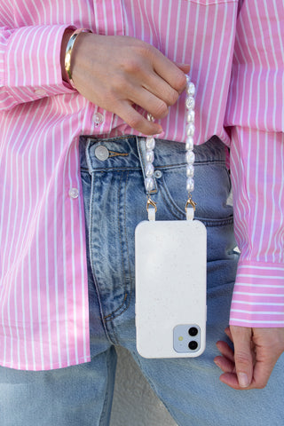 Corded phone case. Phone case with cord. Strap. Lanyard. personalise your phone!