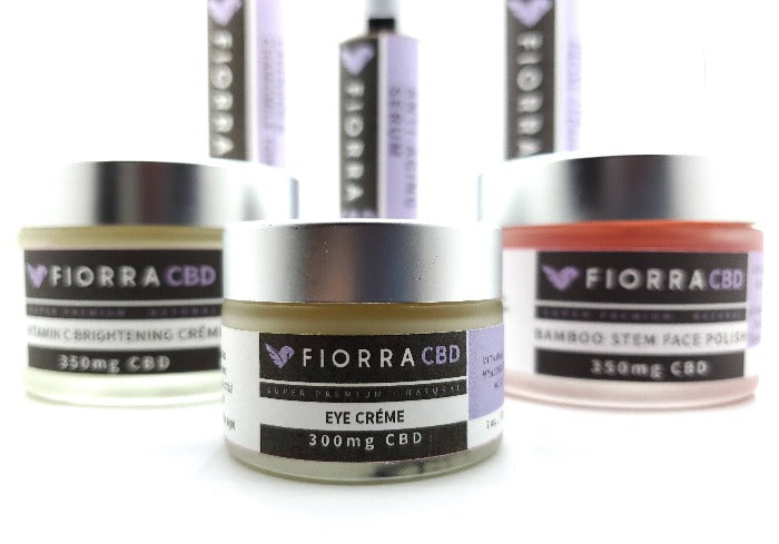 Super Lavish CBD Facial Skin Care Collection