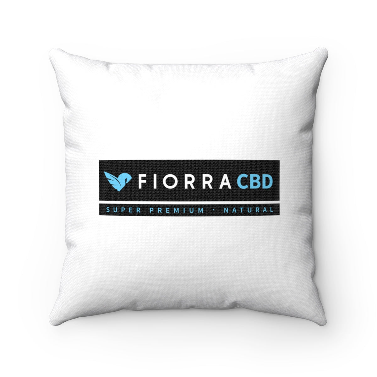 FIORA CBD Spun Polyester Square Pillow