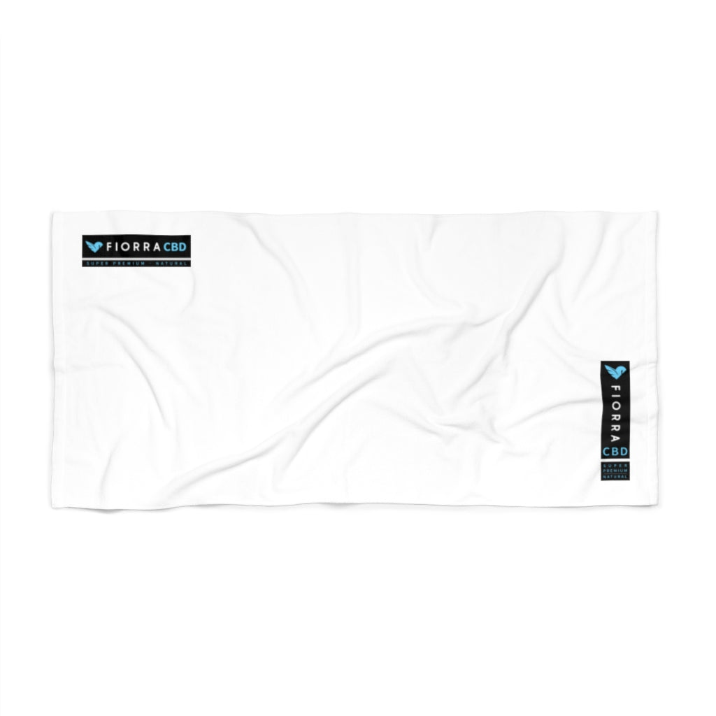 FIORRA CBD Beach Towel (blue pegasus)