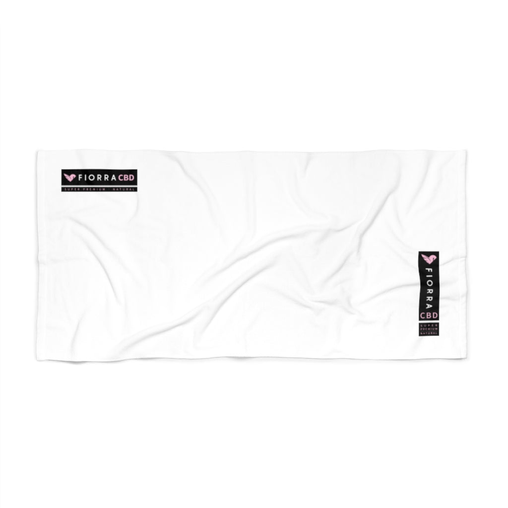 FIORRA CBD Beach Towel