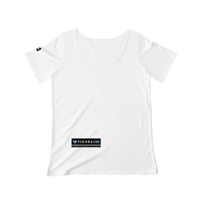 FIORRA CBD Women's Scoop Neck T-shirt