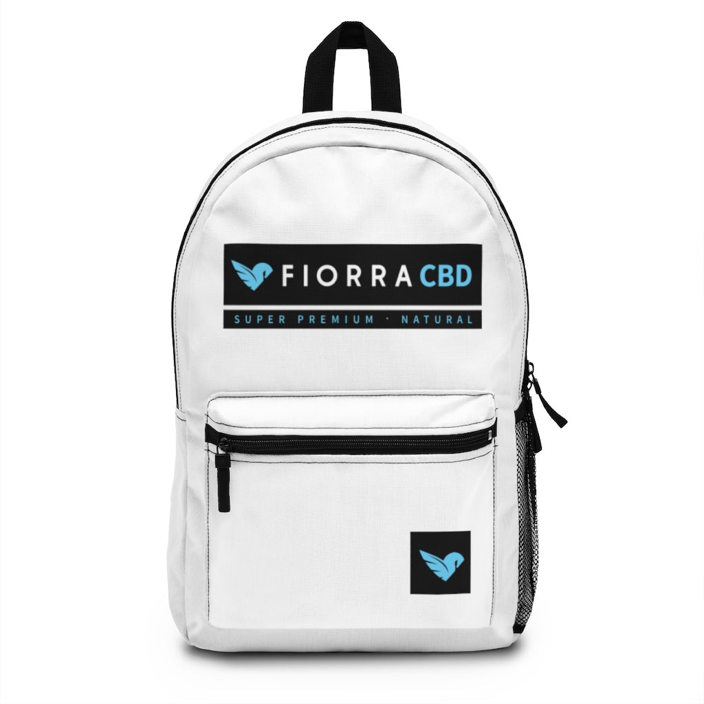 FIORRA CBD Backpack - Made in USA (blue pegasus)