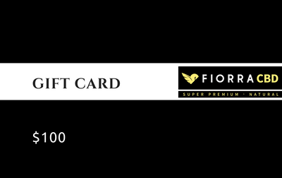 best gift card for CBD by FIORRA CBD