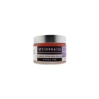 Best CBD facial skin care products by FIORRA CBD