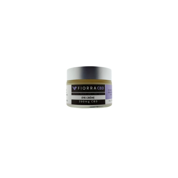 Nourishing Eye Creme | 300mg CBD | 2 oz