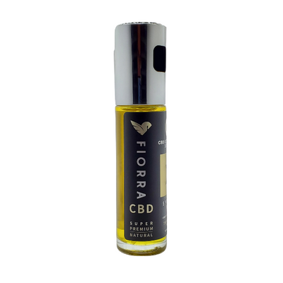 BEST CBD EXTRA VIRGIN OLIVE OIL WITH GARLIC 1500mg CBD