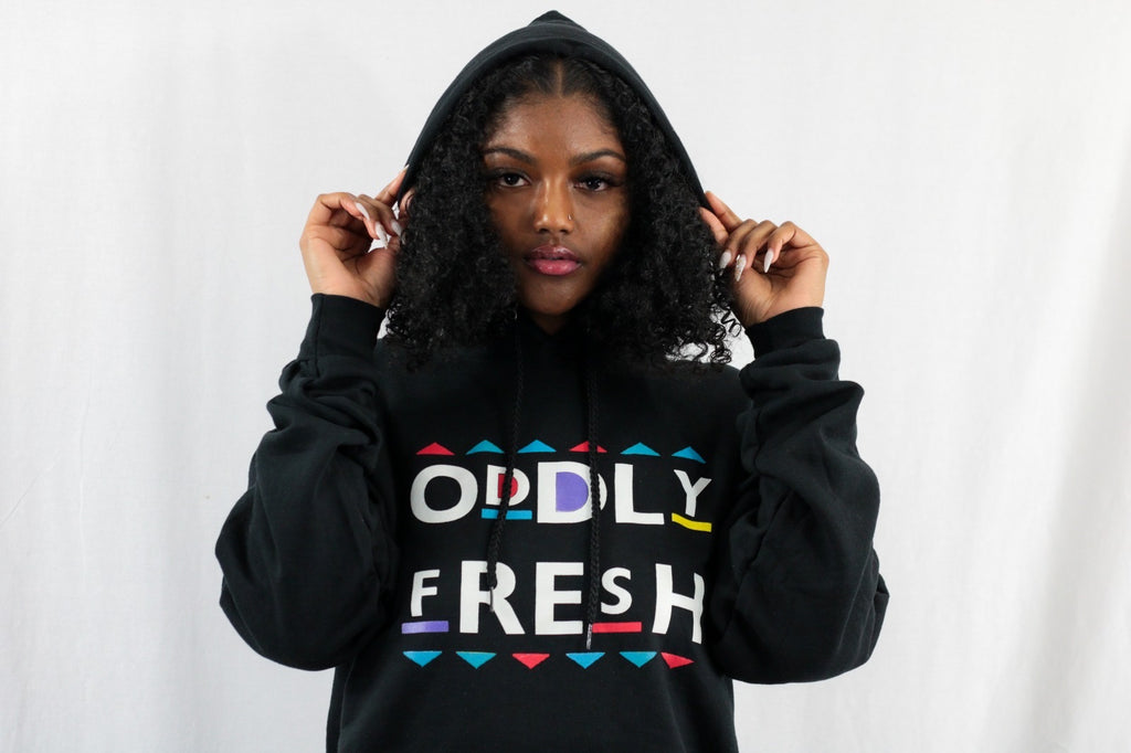 ODDLY FRESH HOODIE JACKETS