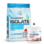 Isolate transparent (sans saveur)