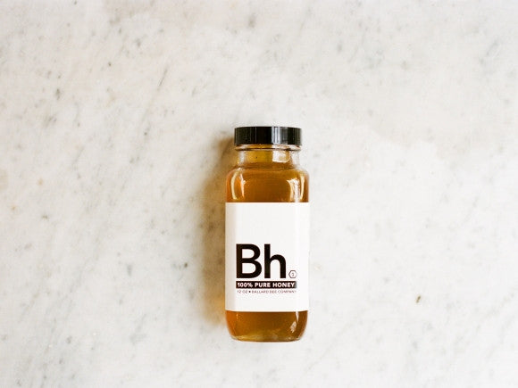 Ballard Bee Company 100% Pure Honey