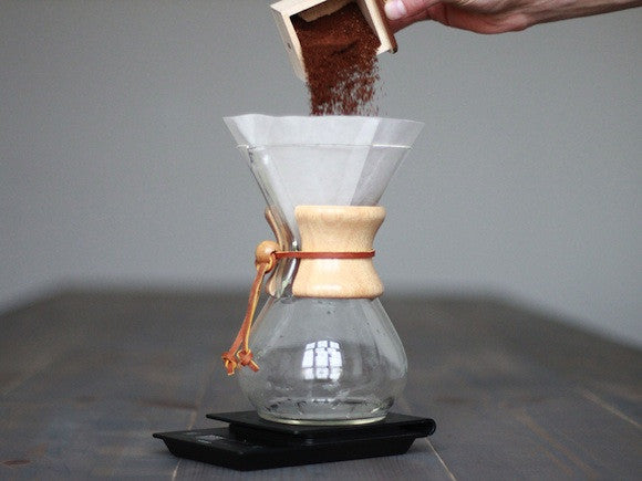 Chemex Handblown Glass Coffeemaker