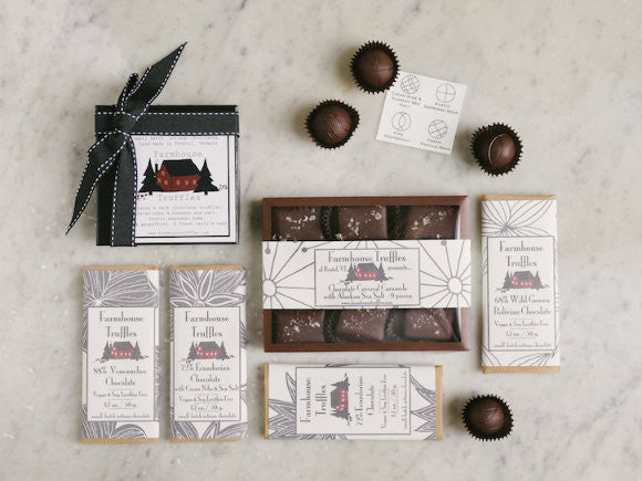Farmhouse Truffles Chocolate Collection