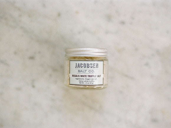 Jacobsen Truffle Salt