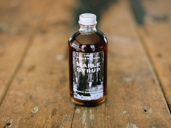 Sweet Brook Farm Maple Syrup