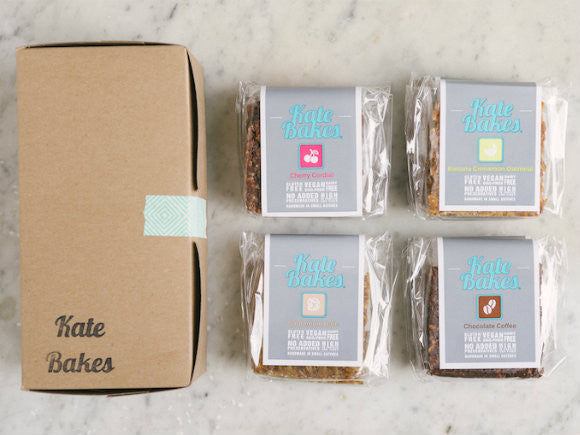 Kate Bakes Bars Collection